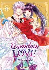 Legendary love - Tome 6