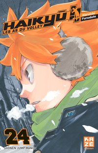 Haikyu !! - Les as du volley - Tome 24