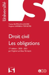 Droit civil. les obligations - 17e ed.