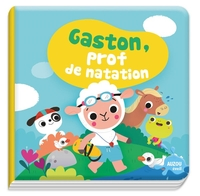Gaston, prof de natation
