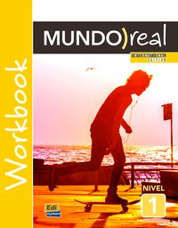 Mundo real 1 workbook. international edition