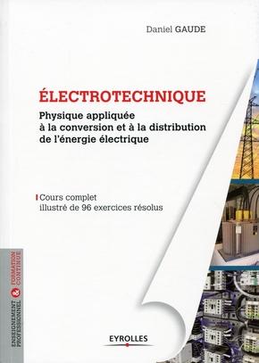 D.Gaude- Electrotechnique 1