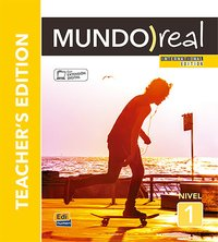 Mundo real 1 teacher's edition. international edition