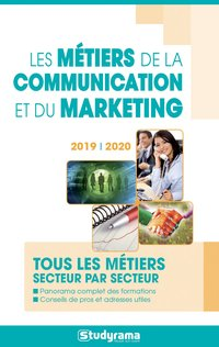 Les métiers de la communication et du marketing - 2019/2020