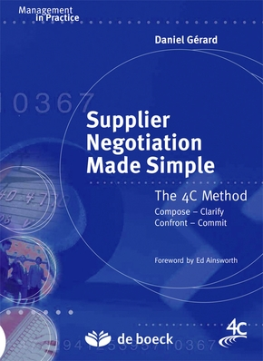 Supplier Negotiation Made Simple