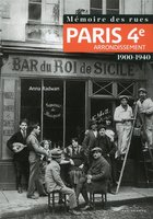 Paris 4e arrondissement - 1900-1940