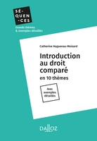 Introduction au droit comparé en 10 thèmes