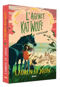 L'agence kat wolfe Tome 2 - le secret du dragon
