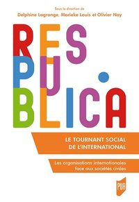Le tournant social de l'international