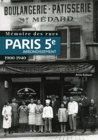Paris 5e arrondissement  - 1900-1940