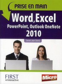 Word, Excel, PowerPoint, Outlook, OneNote 2010