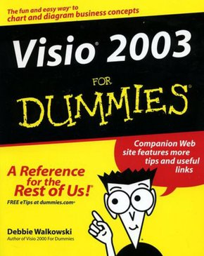 Visio 2003 for Dummies
