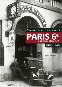 Paris 6e arrondissement - 1900-1940