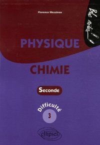 Physique Chimie - Seconde - Difficulté 3
