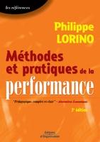 Philippe Lorino - Méthodes et pratiques de la performance