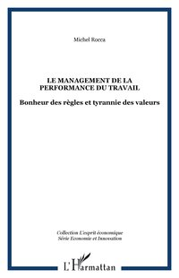 Le management de la performance du travail