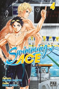 Swimming ace - Tome 4