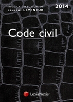 Code civil 2014 - Version croco noir