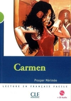 Carmen + cd audio niveau 2