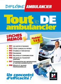 Tout le DE Ambulancier