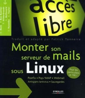 Patrick Tonnerre- Monter son serveur de mails sous linux