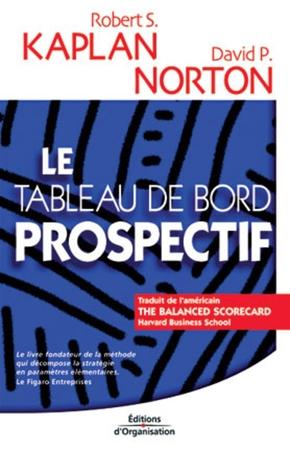 Robert S. Kaplan, David P. Norton- Le tableau de bord prospectif