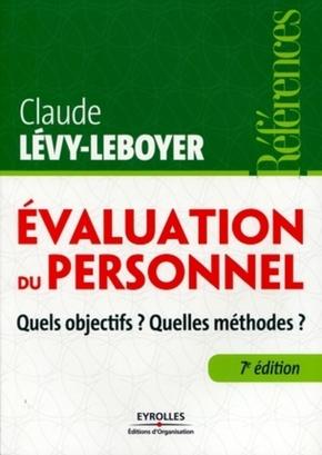 Claude Lévy-Leboyer- Evaluation du personnel