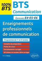 Enseignements professionnels de communication