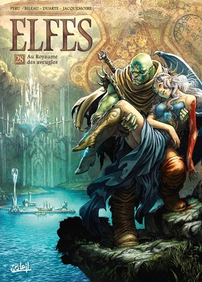Elfes - Tome 8