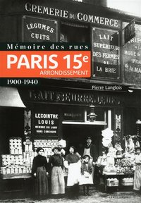 Paris 15e arrondissement - 1900-1940