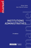 Institutions administratives (8e édition)