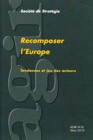 Recomposer l'Europe