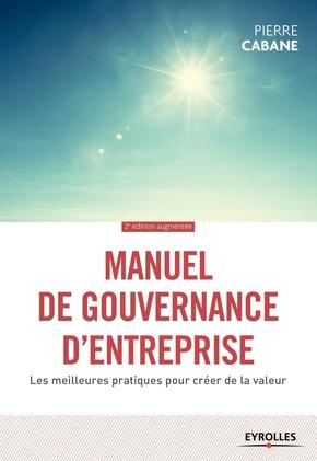 P.Cabane- Manuel de gouvernance d'entreprise