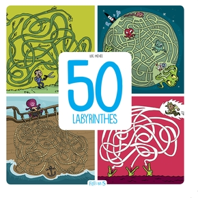 50 labyrinthes