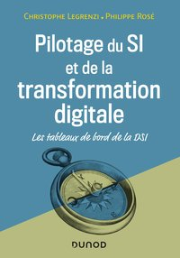 Pilotage du SI et de la transformation digitale