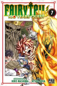 Fairy tail - 100 years quest - Tome 7