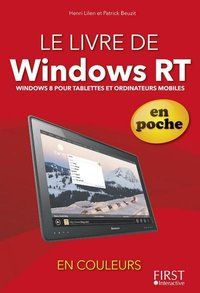Le livre de Windows RT - En poche