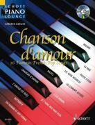 Chanson d'amour piano +cd