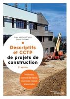D.Cusant, Y.Widloecher - Descriptifs et CCTP de projets de construction