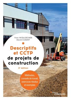 D.Cusant, Y.Widloecher- Descriptifs et CCTP de projets de construction