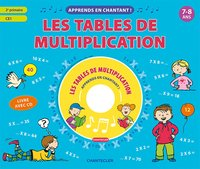 Apprends en chantant ! les tables de multiplication (7-8 a.)