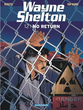 Wayne Shelton - Volume 12