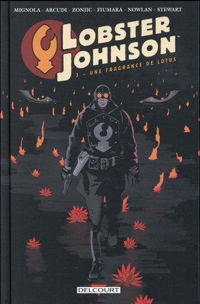 Lobster Johnson - Tome 3