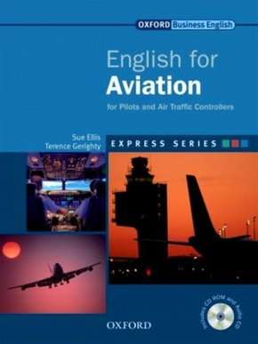 English for Aviation - Student's Book with CD-Rom and Audio CD