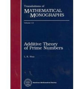 Additive theory of prime numbers