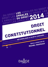 Droit constitutionnel (édition 2014)