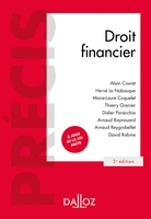 Droit financier - 3e ed.