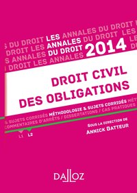 Droit civil des obligations