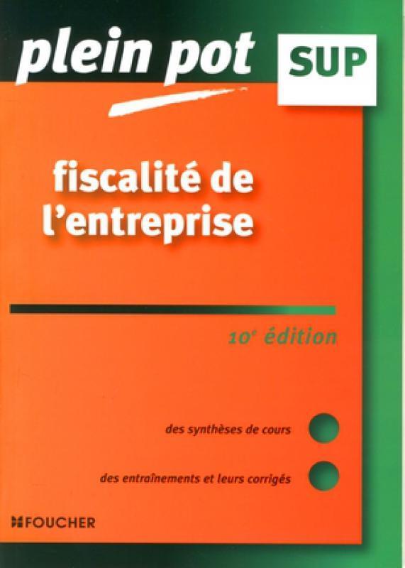 Fiscalite De L Entreprise P Mykita C Allali 10eme Edition Librairie Eyrolles