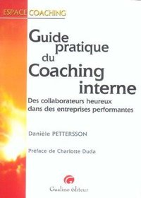 Guide pratique du coaching interne